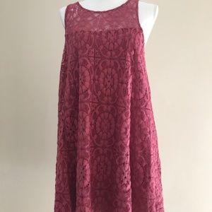 Free People Tunic/Mini Dress